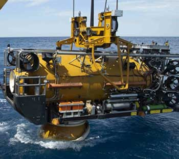 Submarine Rescue Diving Recompression System SRDRS